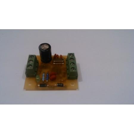 DMX - WS2811 a WS2812 prevodník