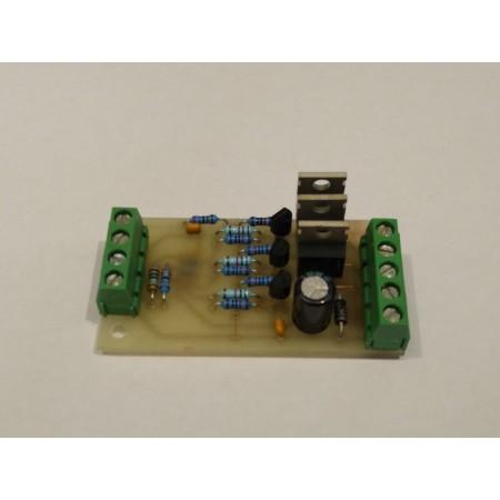 3 kanálovy WS2812 - RGB prevodník 24V