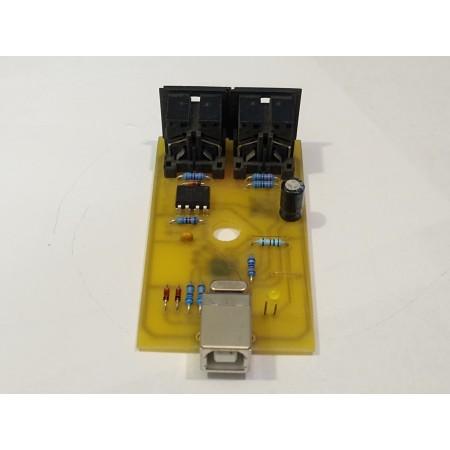 USB MIDI prevodník lite