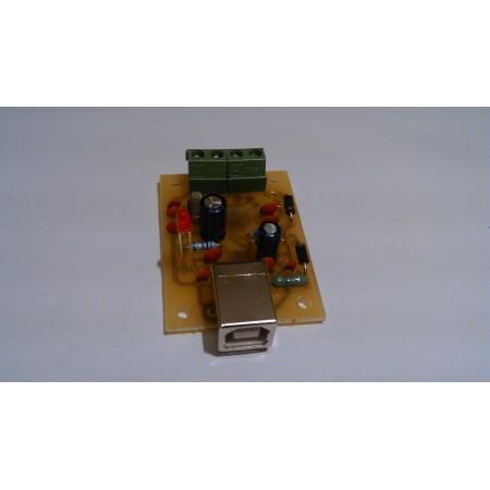USB - WS2812 prevodník 5V