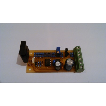 Driver k laserovej diode 1X
