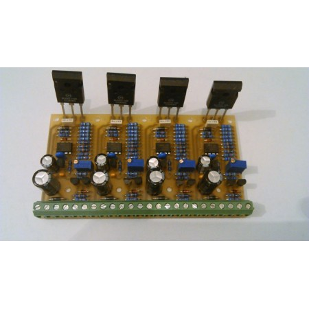 Driver k laserovej diode 4X
