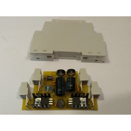 Riadiaca elektronika na rozsvietenie schodov