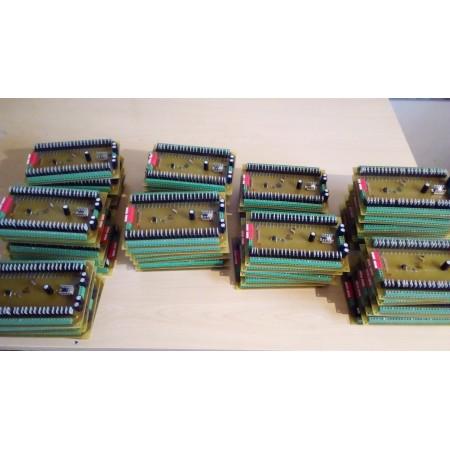 48 kanálovy DMX - RGB prevodník ver.1, DOPREDAJ - POSLEDNYCH 20 KUSOV
